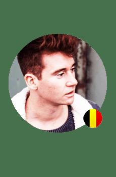 Een welkomstbericht of telefoonbegroeting in het Vlaams bestellen? Bram klinkt jeugdig en begroet uw bellers op een vriendelijke manier.