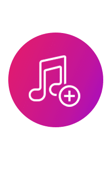 Music – Upload