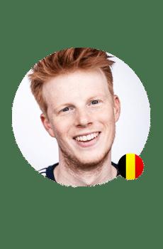 Zoek je een professionele voice-over voor je voicemail? Gunnar heeft een atypisch geluid: jong en fris.