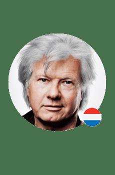 Een stem gezocht voor je voicemail? Jeroen is ervaren en bovendien bekend als TV-presentator: o.a. Klokhuis en Sinterklaasjournaal.